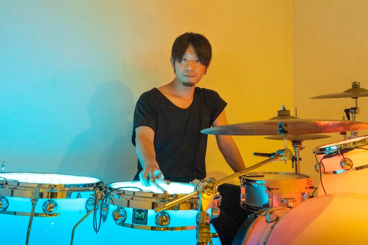 ドラム ファーストサマーウイカ