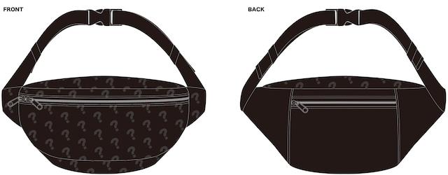 GLIM SPANKY「ストーリーの先に」完全数量限定盤に付属する松尾レミ(Vo, G)デザインのボディバッグ。