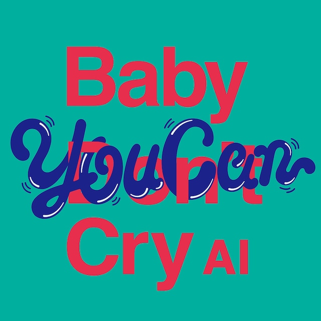 AI「Baby You Can Cry」配信ジャケット