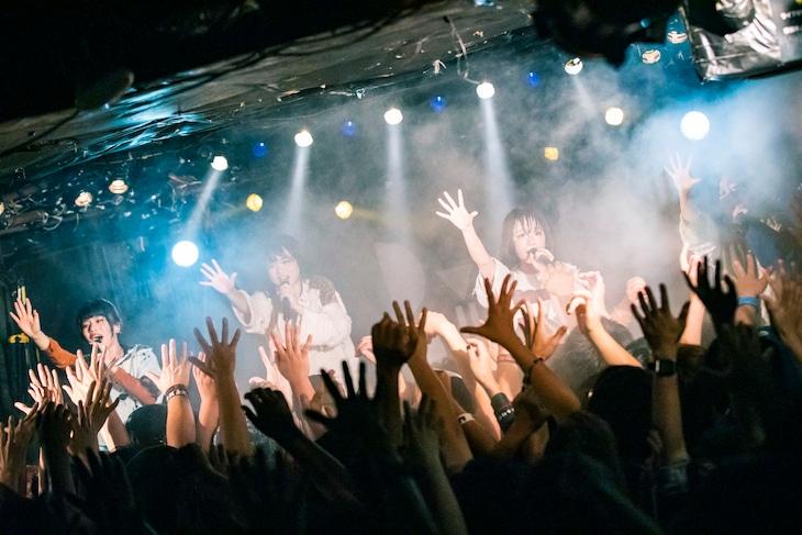 BiSのツアー初日公演の様子。(Photo by  sotobayashi kenta)