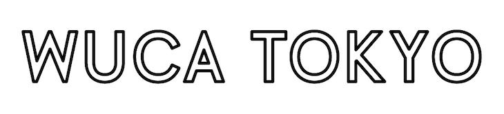 WUCA TOKYOロゴ