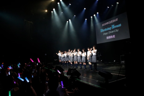 22/7「Anniversary Live 2019」(c)22/7 PROJECT