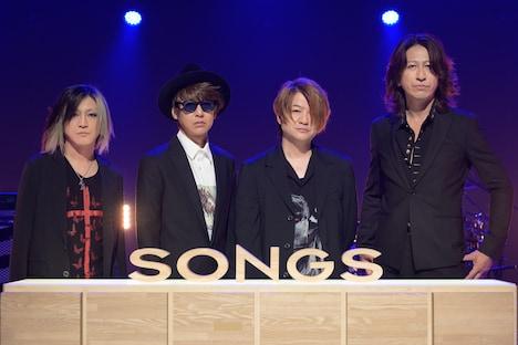 GLAY(写真提供:NHK)