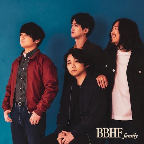 BBHF「Family」ジャケット