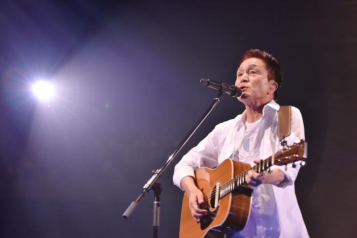 """「Kazumasa Oda Tour 2019 """"ENCORE!! ENCORE!!""""」の様子。"""