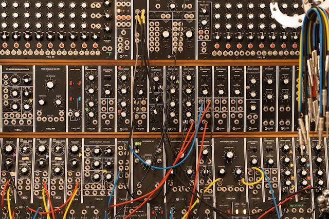 Moog modularキース・エマーソンモデル