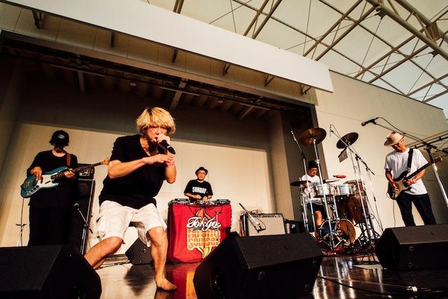 TOKYO No.1 SOUL SET(撮影:タイコウクニヨシ)