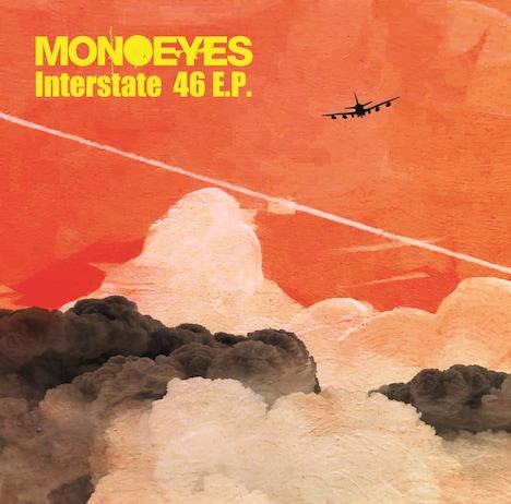 MONOEYES「Interstate 46 E.P.」ジャケット