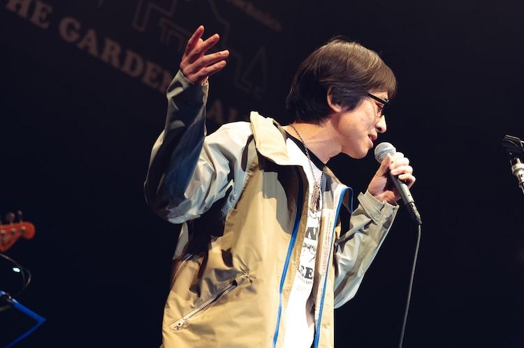YO-KING(真心ブラザーズ)(Photo by Miki Azuma)