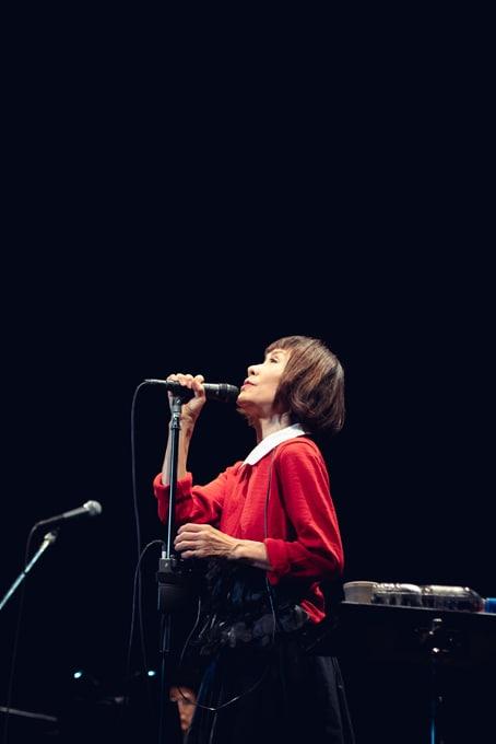 大貫妙子(Photo by Miki Azuma)