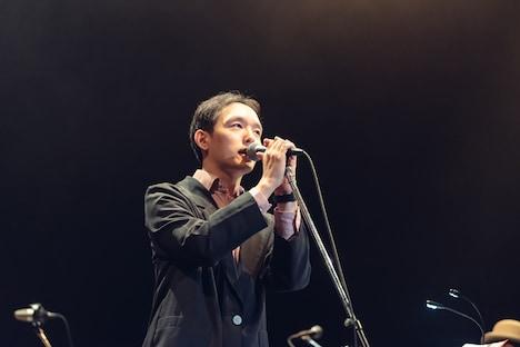 高城晶平(cero)(Photo by Miki Azuma)