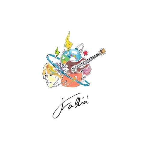 ReN「Fallin'」ジャケット