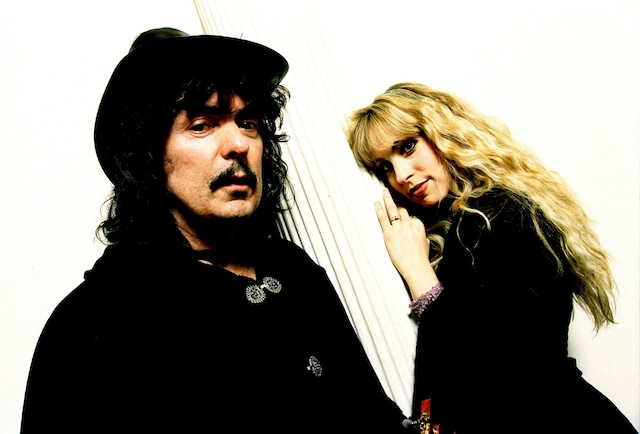 Blackmore's Night 21st April 2002 Stockholm Ritchie Blackmore, Candice Night _ .*** HIGHER RATES APPLY *** (c)Ola Bergman / Idols / Photoshot / Zeta Image
