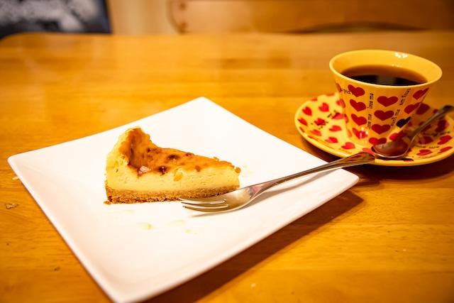 約束のチーズケーキ