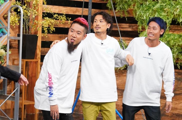 WANIMA (c)日本テレビ