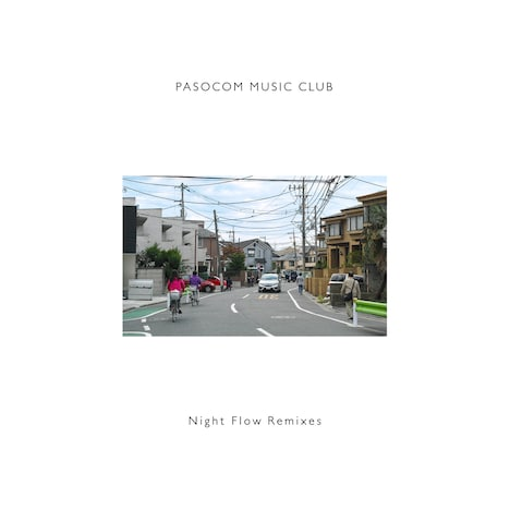 V.A.「Night Flow Remixes」ジャケット