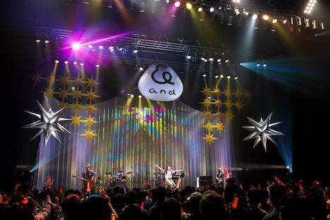 小林愛香「2nd Fan Meeting 『Birthday PARTY!!』」東京・Zepp Diver City公演の様子。(撮影:笹森健一)