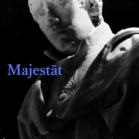 世武裕子「Majestat」配信ジャケット