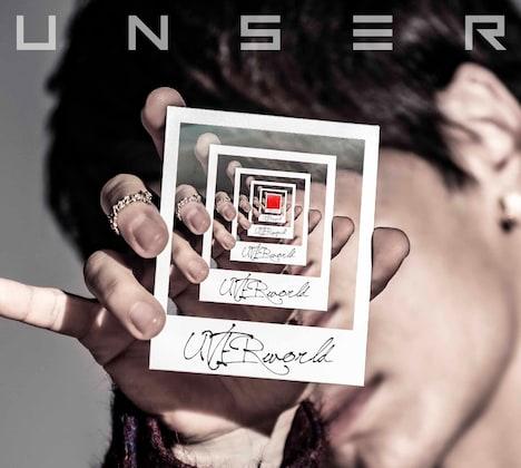 UVERworld「UNSER」初回限定盤Aジャケット