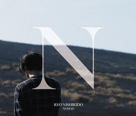 錦戸亮「NOMAD」初回限定盤Aジャケット