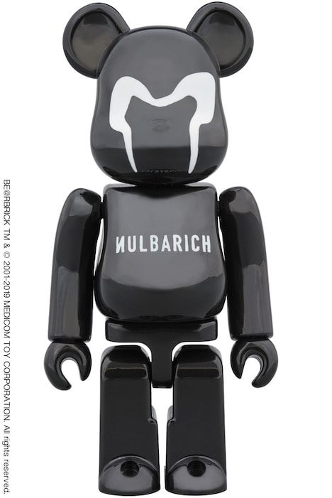 NulbarichモデルのBE@RBRICK。 BE@RBRICK TM & (c) 2001-2019 MEDICOM TOY CORPORATION. All rights reserved.