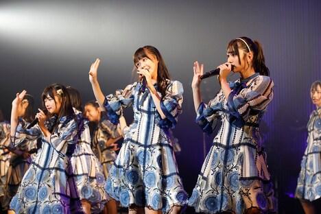 「STU48 全国ツアー2019 ~船で行くわけではありません~」初日公演の様子。(c)STU