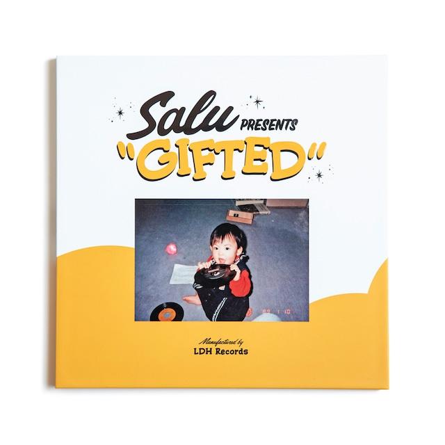 SALU「GIFTED」ジャケット