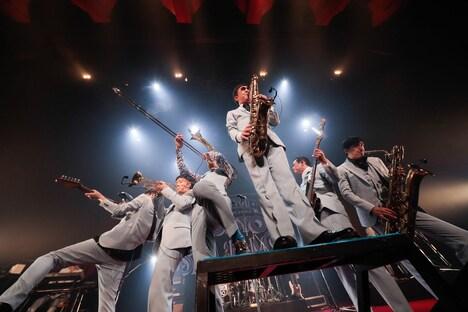 東京スカパラダイスオーケストラ(撮影:柴田恵理)