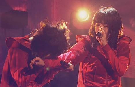 ライブBlu-ray / DVD「And yet BiSH moves.」より。