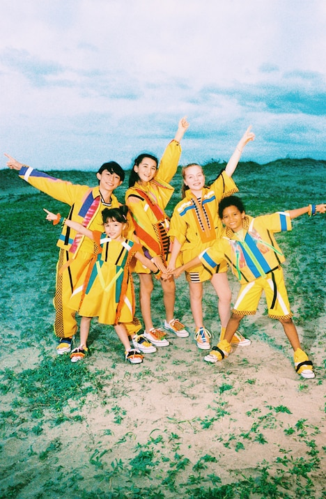 Foorin team E(Photo by Takako Noel)