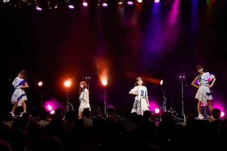 B.O.L.T「ここから」CD発売記念イベントの様子。(撮影:笹森健一)
