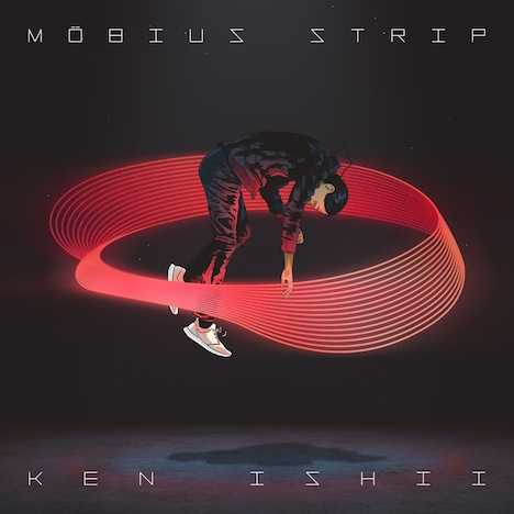 KEN ISHII「Mobius Strip」ジャケット