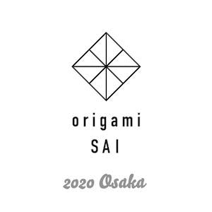 「origami SAI 2020 Osaka」ロゴ