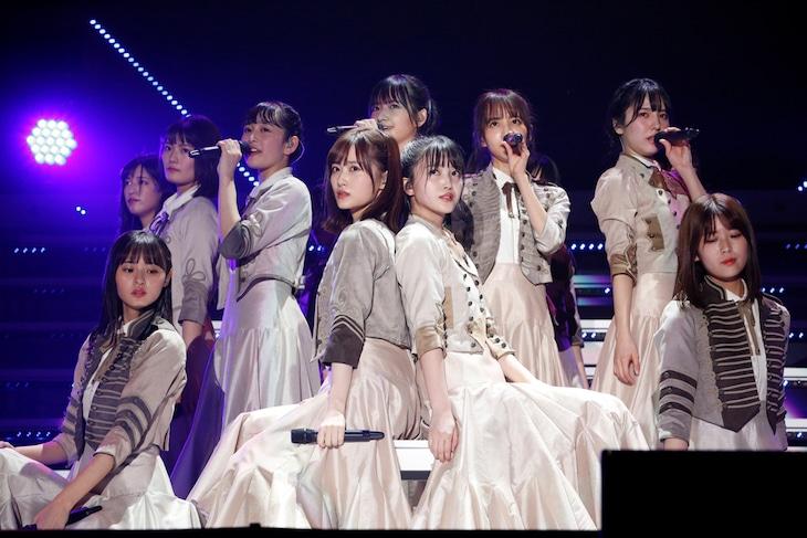 乃木坂46(提供:ソニー・ミュージックレーベルズ)