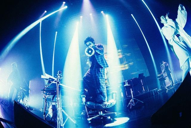 millennium parade「millennium parade Live 2019」東京・新木場STUDIO COAST公演の様子。(撮影:Ito Kosuke / 小杉歩)