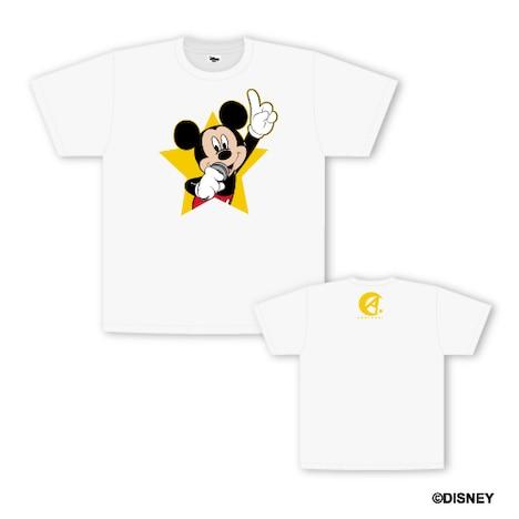 天月-あまつき-スペシャルデザインのTシャツ。