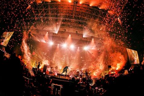 HYDE「HYDE LIVE 2019 ANTI FINAL」の様子。