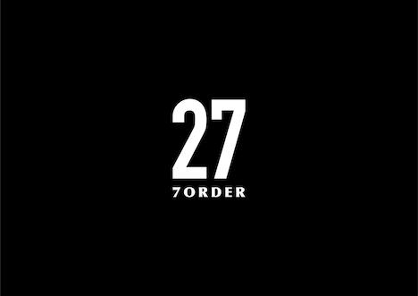 「27-7ORDER-」ロゴ