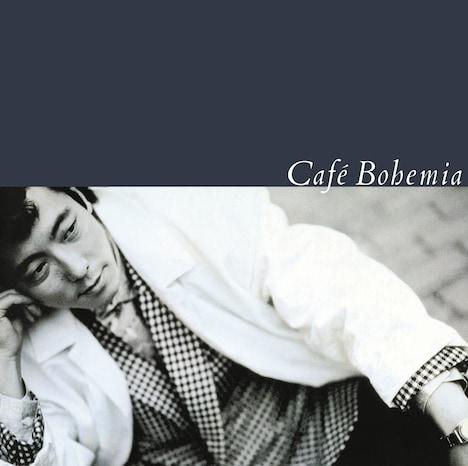 佐野元春「Cafe Bohemia」ジャケット