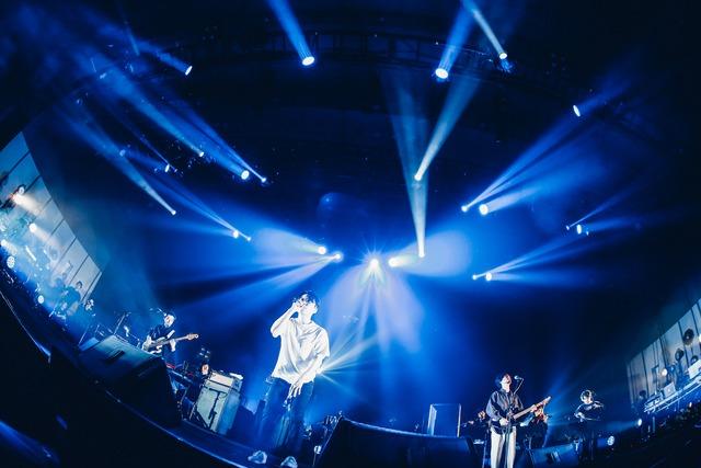 星野源「Gen Hoshino POP VIRUS World Tour」台北Legacy MAX公演の様子。(撮影:西槇太一)