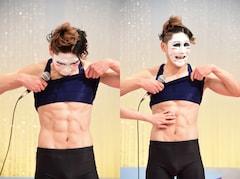 筋肉 体操 西川 貴教