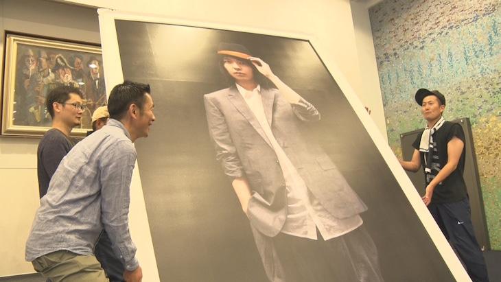 「ヤマナシ・クエスト 若者のすべて~フジファブリック 志村正彦がのこしたもの~」より。(写真提供:NHK)