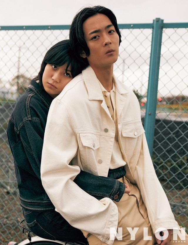 「NYLON JAPAN」2月号より、竜星涼。