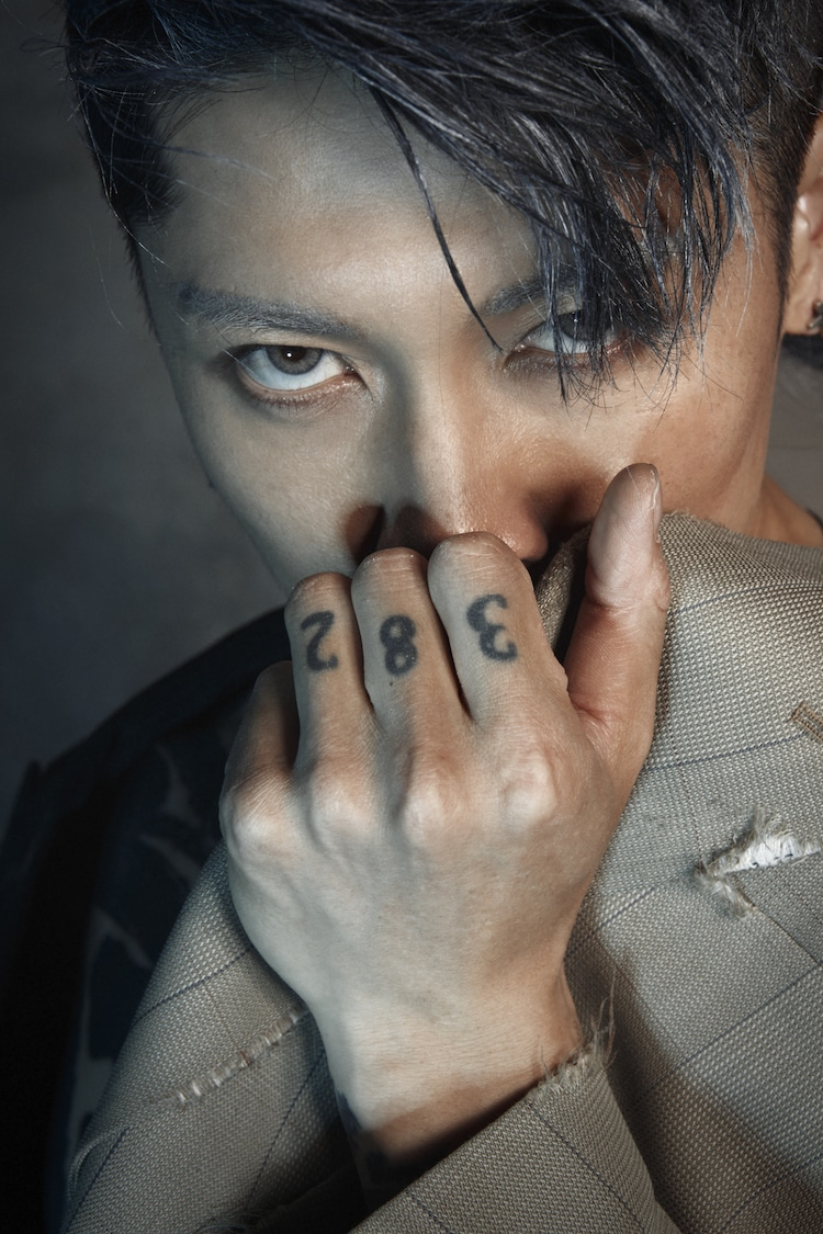 MIYAVI(Photo by Ben Duggan)