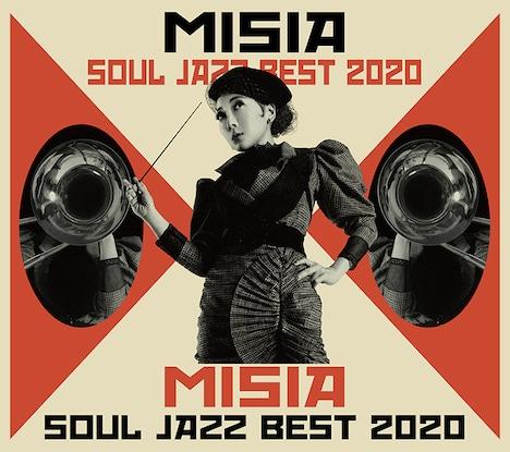 MISIA「MISIASOUL JAZZ BEST 2020」ジャケット