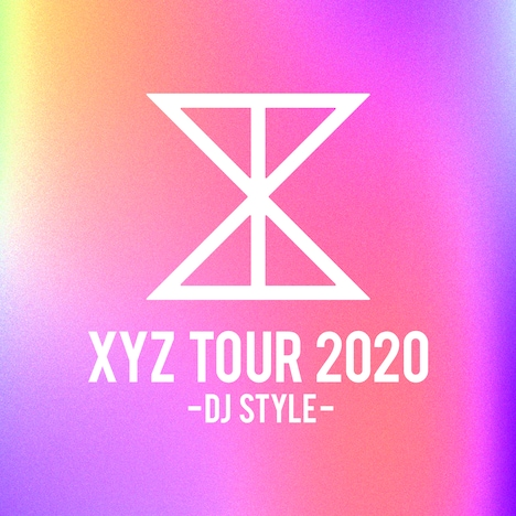 「XYZ TOUR 2020 -DJ Style-」ロゴ