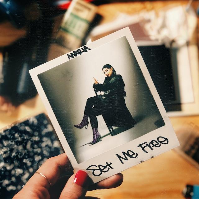 MARIA「Set Me Free」配信ジャケット
