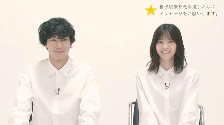 清原翔と西野七瀬のインタビュー動画より。