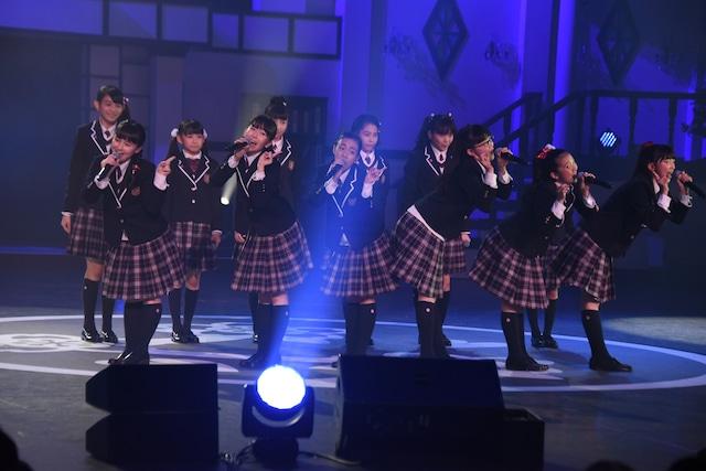「さくら学院☆2019 ~Happy Xmas~」の様子。