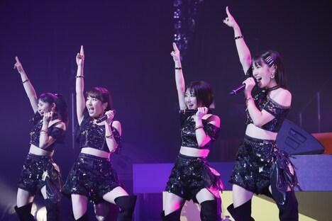 「カントリー・ガールズ ライブ2019 ~愛おしくってごめんね~」の様子。(写真提供:アップフロントグループ)